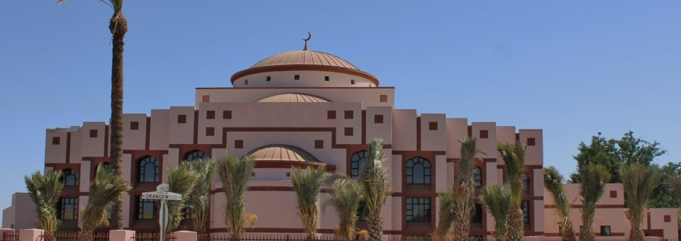 The Islamic Community Center of Phoenix was founded in 1982 and is in the process, as of early 2017, of completing this new mosque.