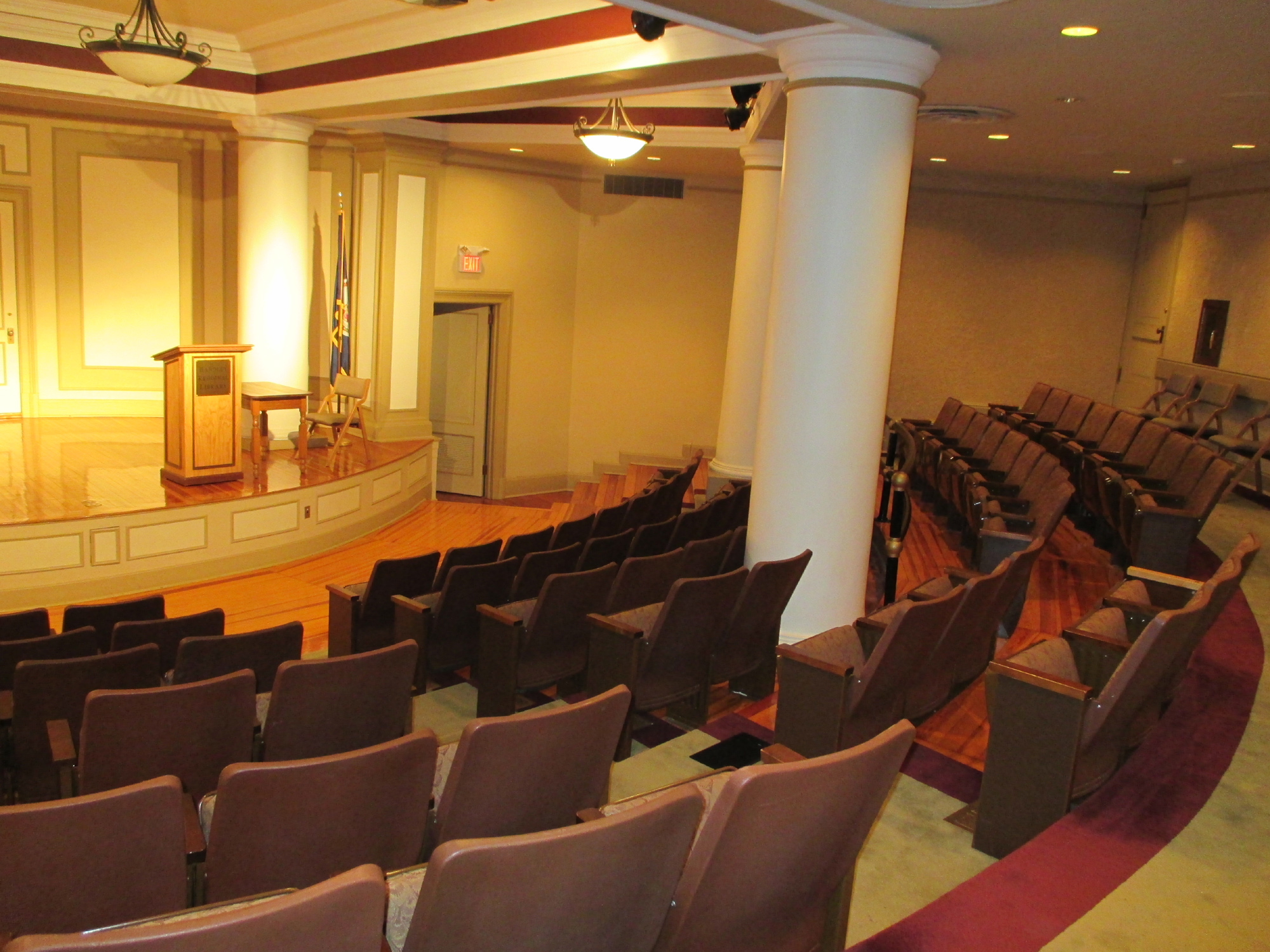 Basement Auditorium
