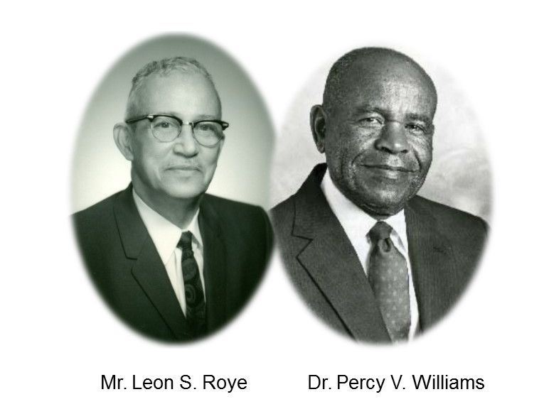 The principals that the consolidated school was named after