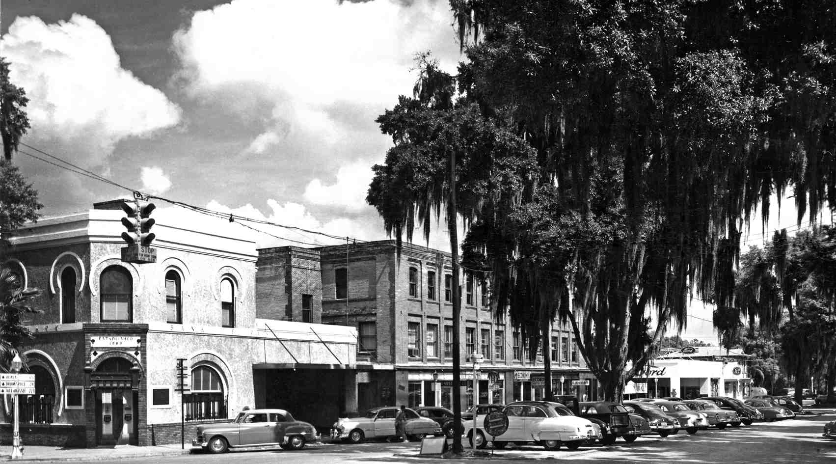 Old down town dade city.