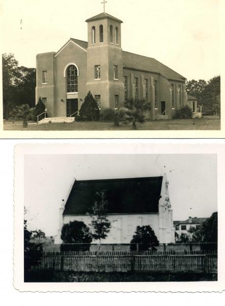 1937 Church and 1887 Church (bottom)