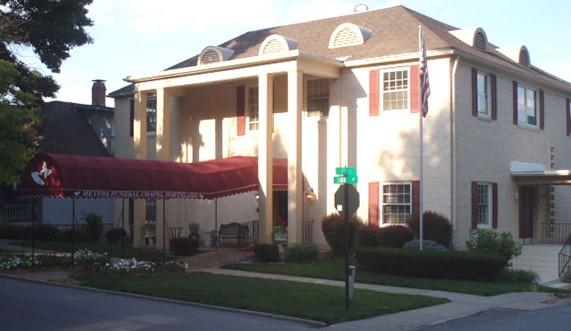 401 Main Street Parkville, MO Meyers Funeral Chapel
