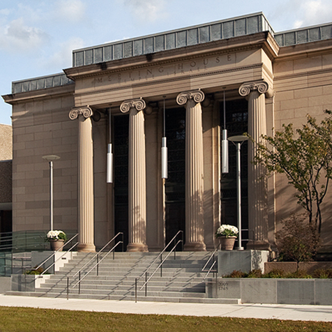 Temple Israel of Boston was founded in 1854 and is the largest Reform congregation in New England.