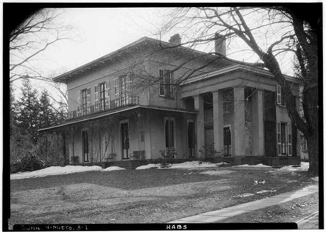 Alsop House (source: Library of Congress)