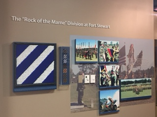 3D Infantry Division Museum photo from website: stewart.army.mil.