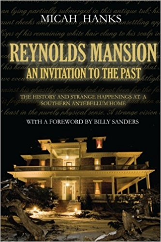 Want a quirky read about the Reynolds Mansion and it's haunted past? Check out this book through the link at the bottom of the page.