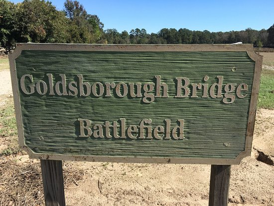 Goldsborough Bridge Battlefield