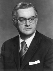 Thomas Marshall Hahn, Jr. (in office July 1, 1962 – December 31, 1974); image by Zfellone - Own work, CC BY-SA 4.0, https://commons.wikimedia.org/w/index.php?curid=49128943
