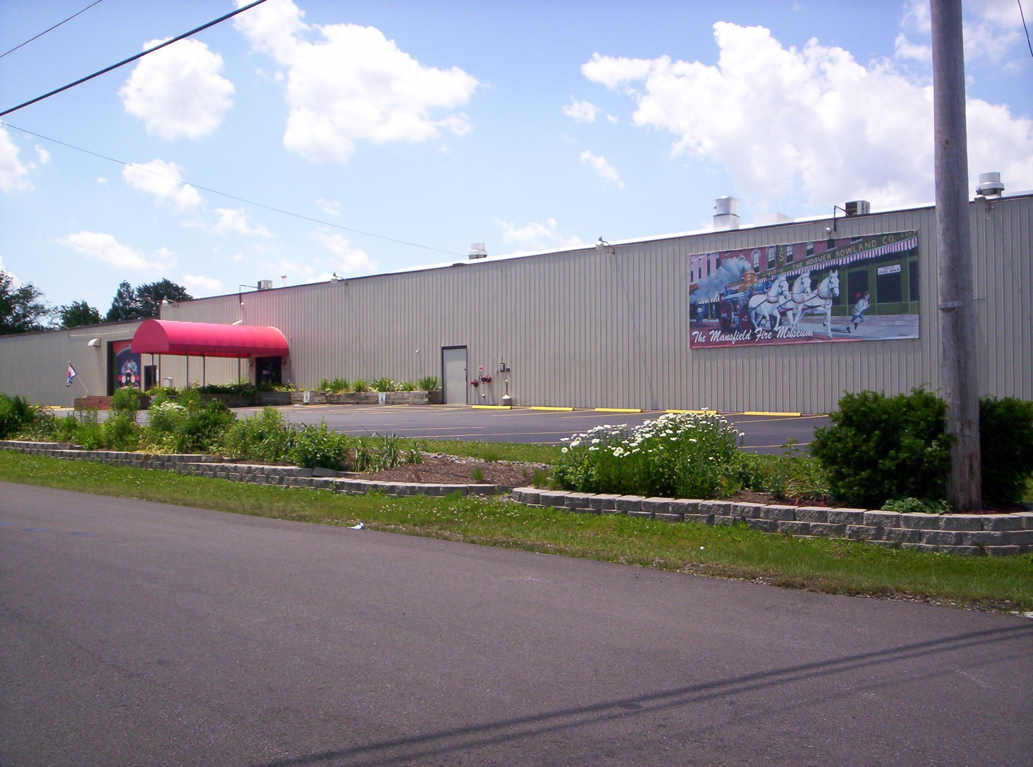 The Mansfield Fire Museum