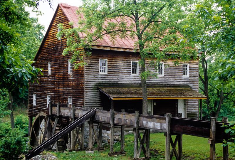 The Andrew Zirkle Mill