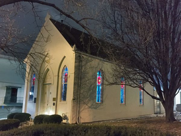 Temple Beth El was built in 1883 and is the oldest temple still in use west of the Mississippi River.