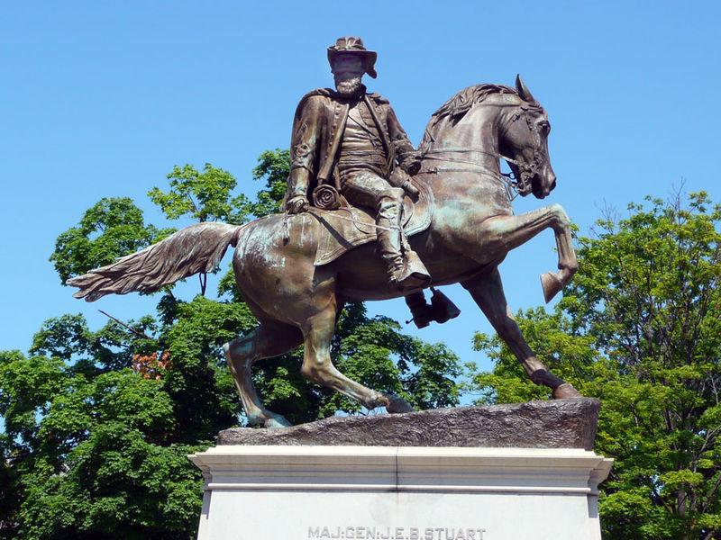 J.E.B. Stuart Monument