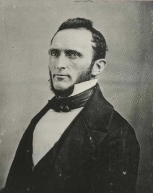 Jackson as an instructor at VMI, circa 1855