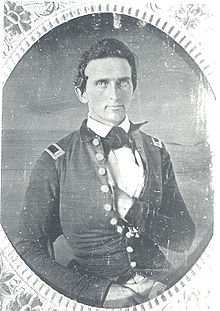 Stonewall Jackson during the Mexican-American War