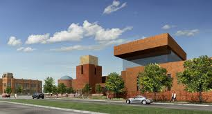 The Fort Worth Museum of Science and History
