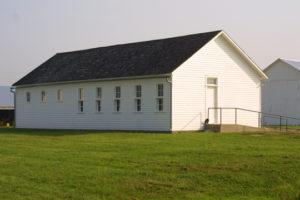 Johnson County Poor Farm and Asylum Historic District