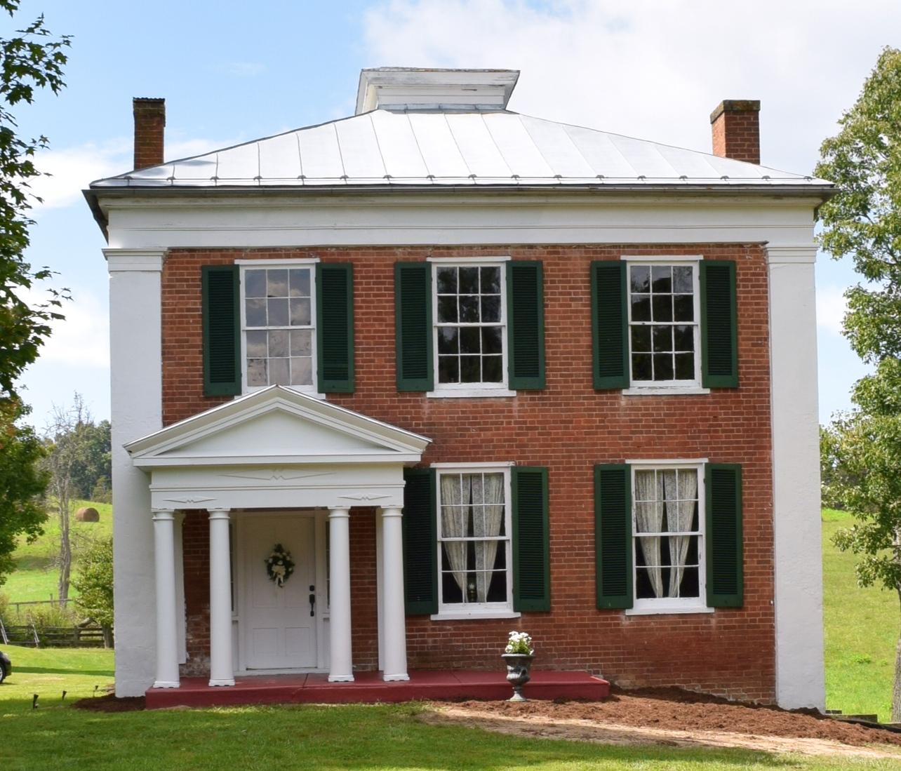 Church Hill Mansion at Timber Ridge Plantation