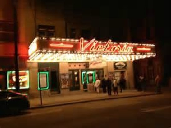 The Victoria Theater today