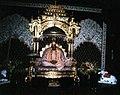 Statue of A. C. Bhaktivedanta Swami Prabhupadau