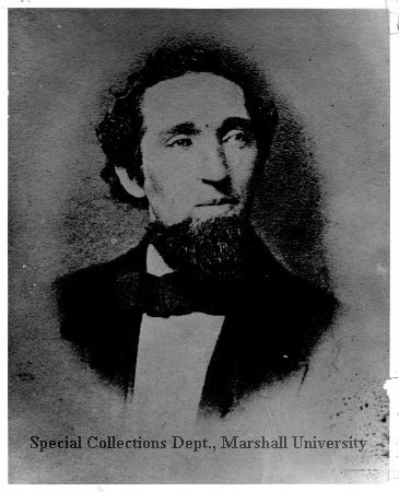 Gen. Albert Gallatin Jenkins 1859-1861 Marshall University Special Collections