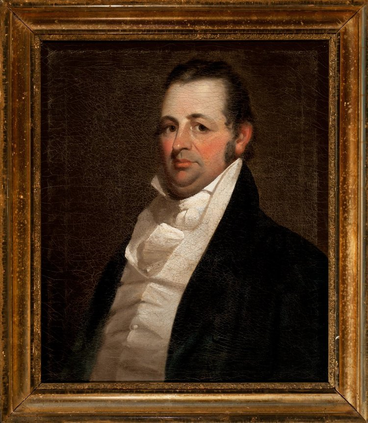 Senator John Pope