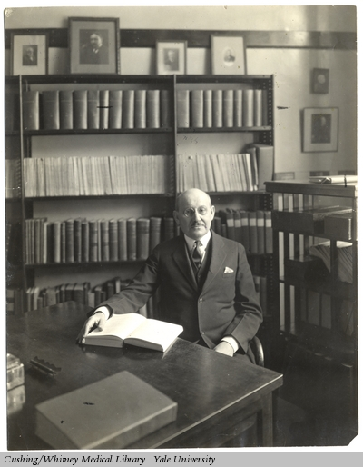 Mendel was known as a devoted and enthusiastic teacher as well as a skilled scientist. (Harvey Cushing/John Hay Whitney Medical Library)