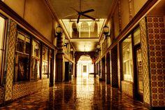 Interior architecture.