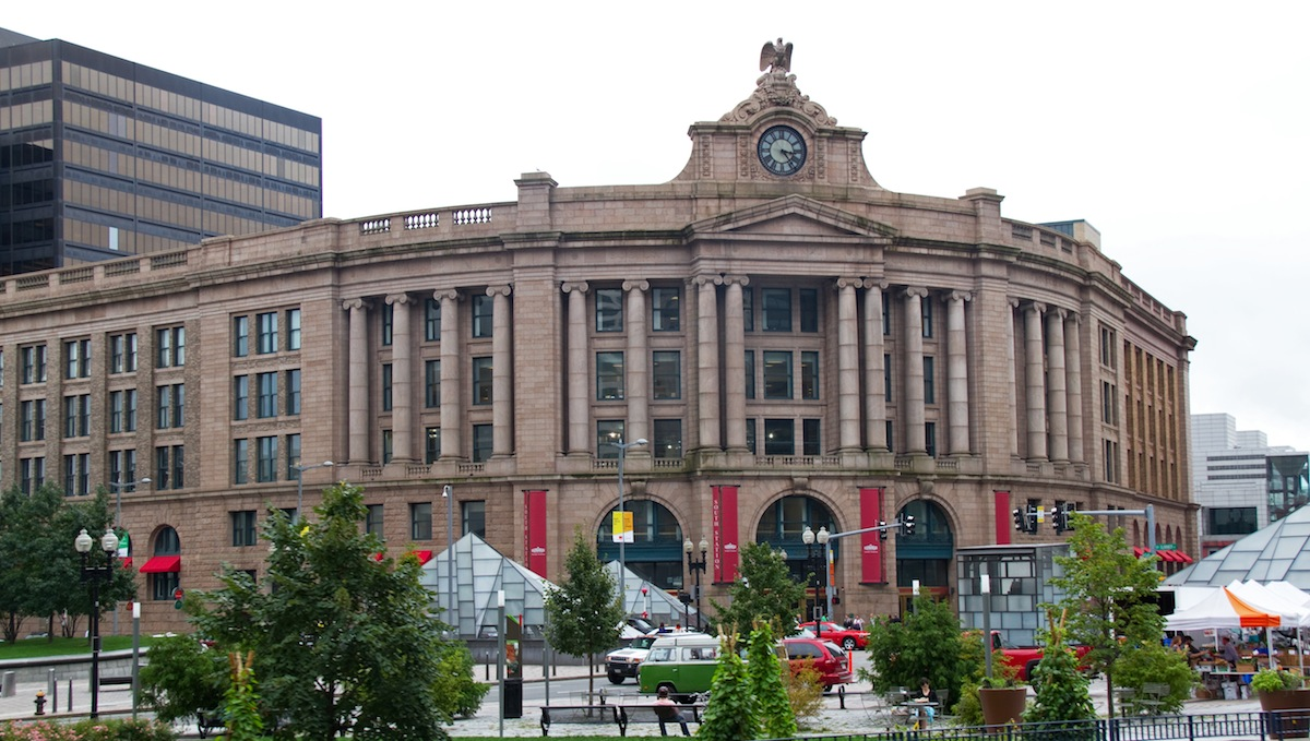South Station,