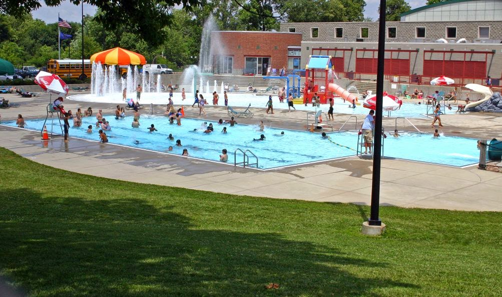 The Aquatic Center replaced the old pool in 1998.