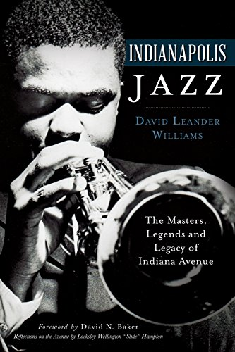 Learn more about jazz in Indianapolis with this book from the History Press