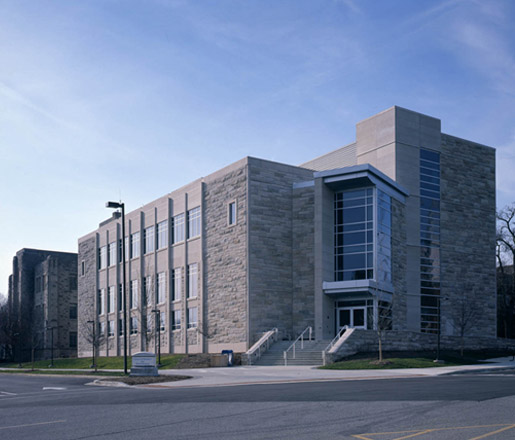 Pharmacy and Health Sciences Building