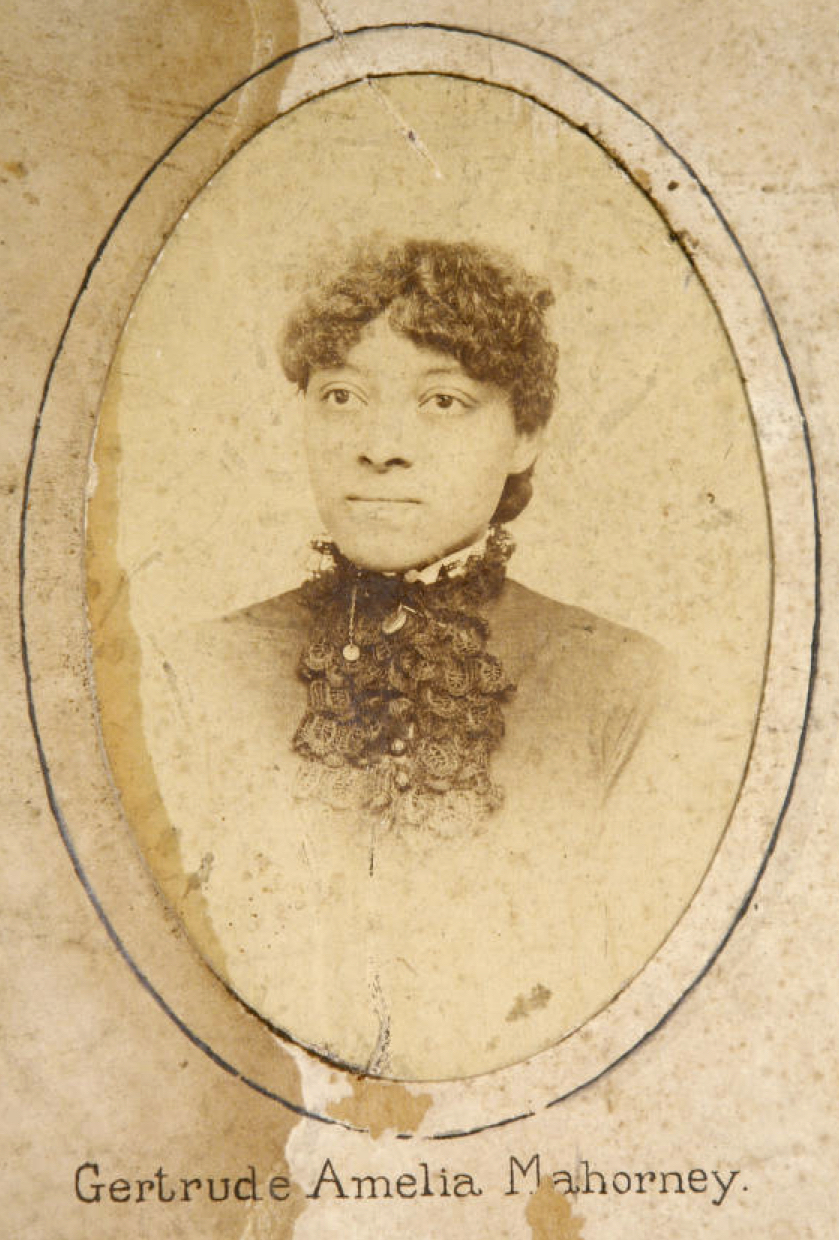 Gertrude Amelia Mahorney, the first African American woman to graduate from an Indiana college, graduated from Butler in 1887.