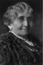 Eliza Cooper Blaker was an early promoter of free kindergarten.  In 1882, she founded the Indianapolis Kindergarten and Primary Normal Training School, which eventually became the Butler University College of Education.
