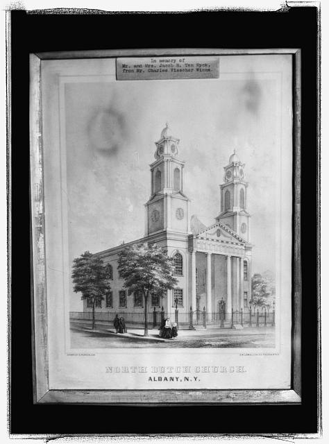 Exterior from the Historic American Buildings Survey.
