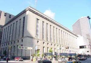 The Potter Stewart United States Courthouse was built in 1938 and is the second federal courthouse at this location.