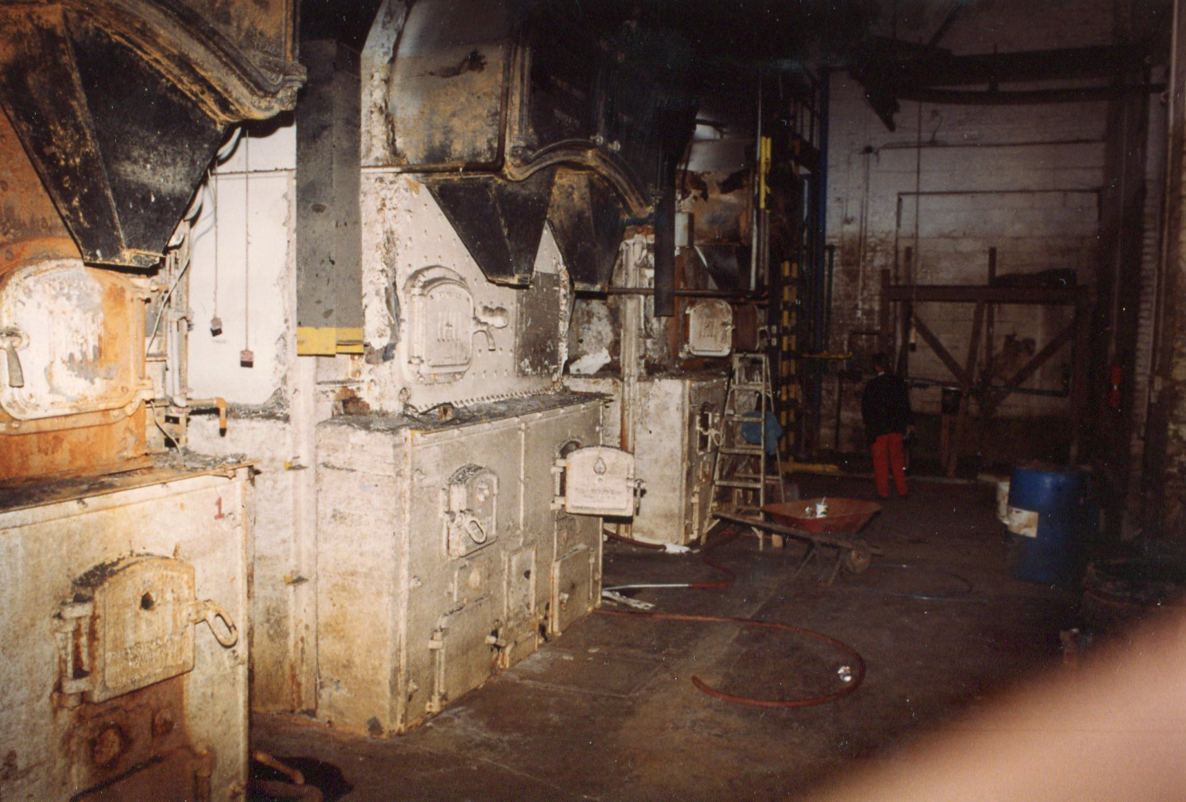 Photo of current furnace.