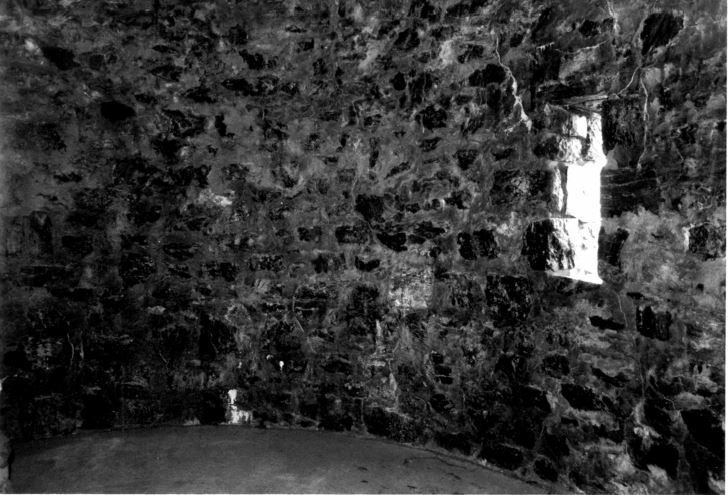 Inside the tower, photographed by David Ransom.