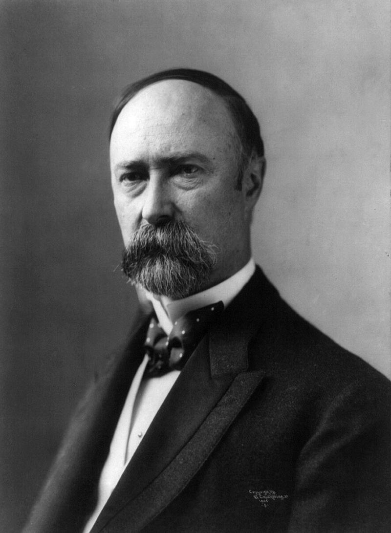 Charles Warren Fairbanks as Vice President