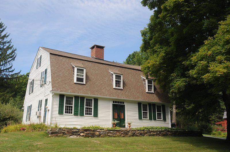 Amos Baldwin House (Jerrye and Roy Klotz, full citation below)