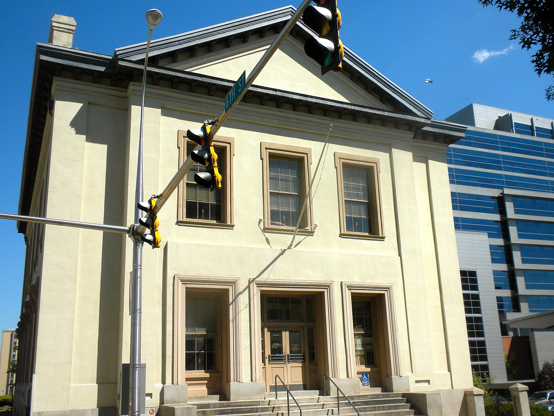 2010 photo of Old Customshouse in Wilmington, DE.