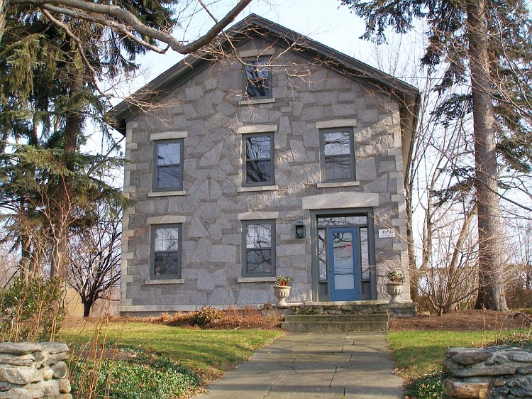Henry B. Bissell House (source: Jerry Dougherty, full citation below)