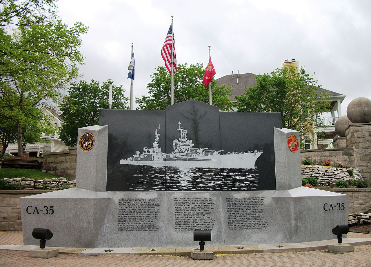 The USS Indianapolis Memorial