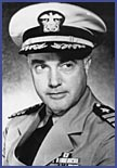 Indianapolis's commander, Captain Charles McVay III