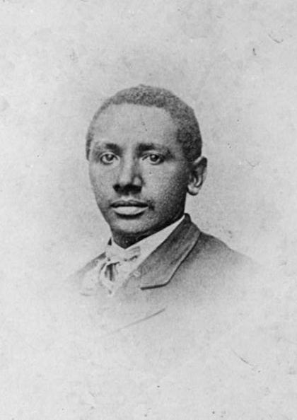 undated photo of Sgt. Major Thomas Hawkins