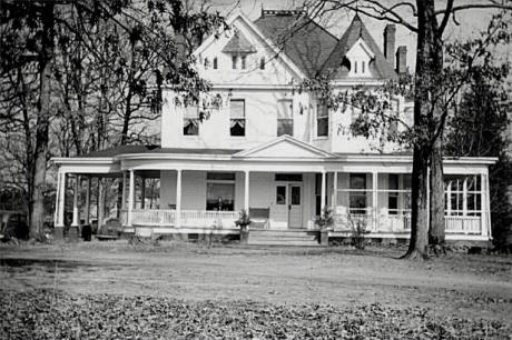 Neal Somers Alexander house, circa 1930.