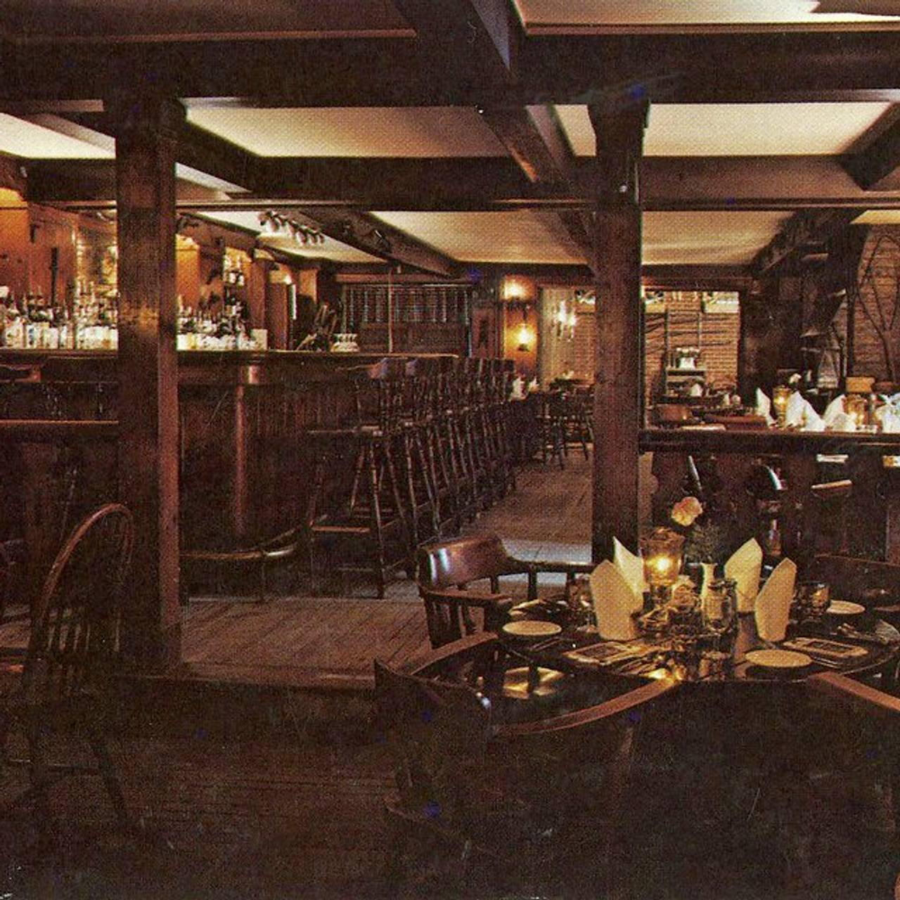 The Tavern Inside the Beekman Arms