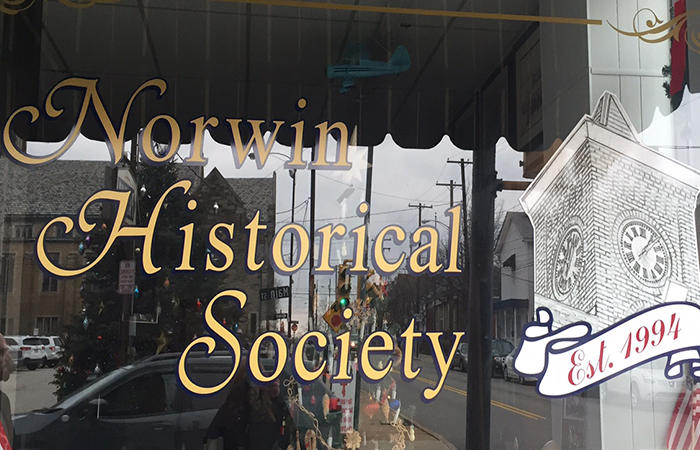 Norwin Historical Society's headquarters is located on Main Street in downtown Irwin.