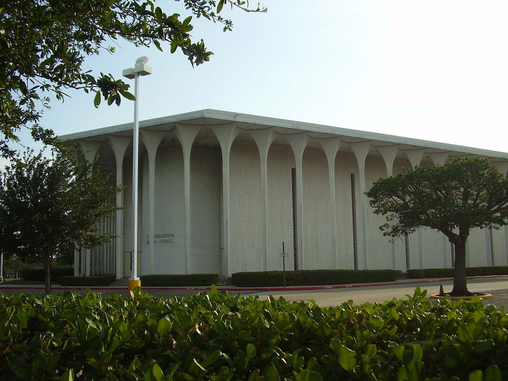 Congregation Beth Israel built this temple in 1967.