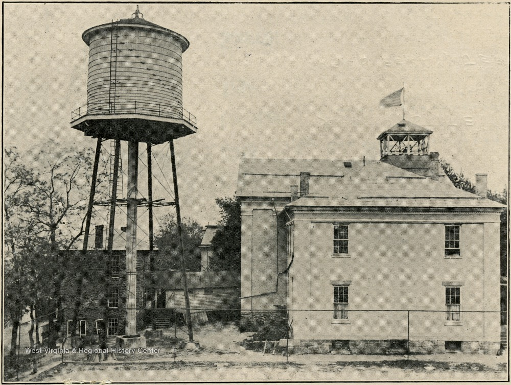 Water tower, Building, Silo, Tower