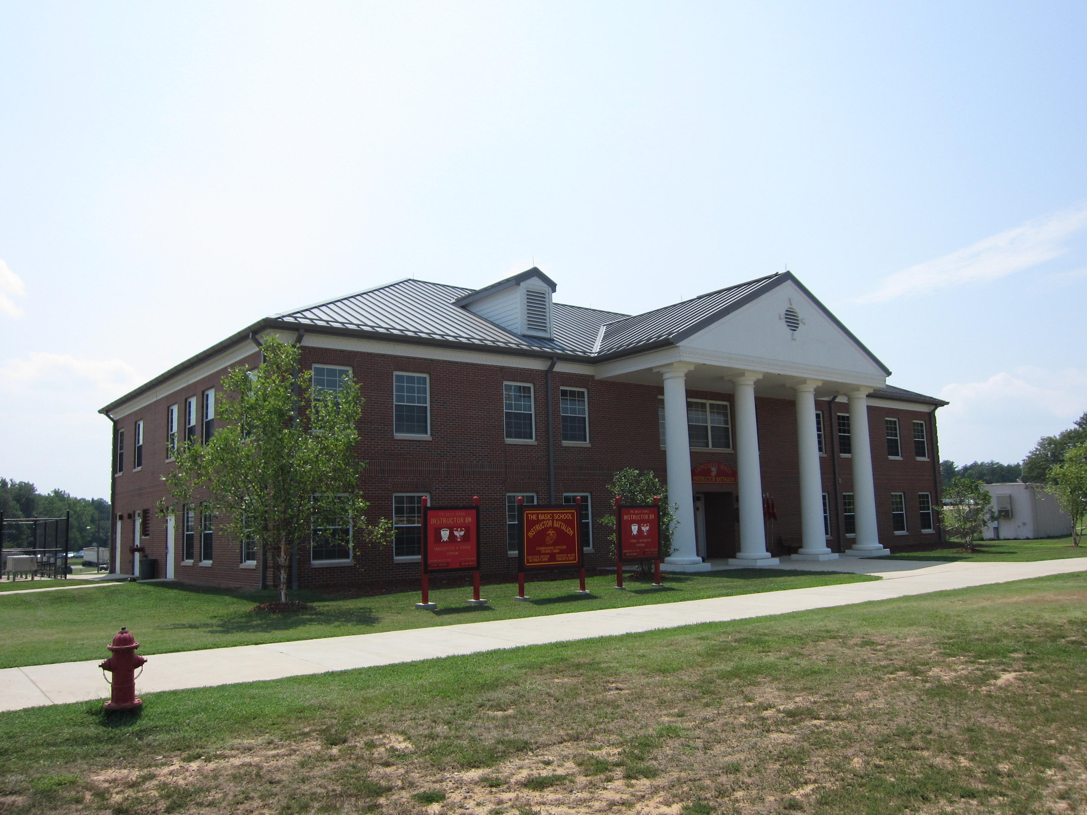 Gonzales Hall